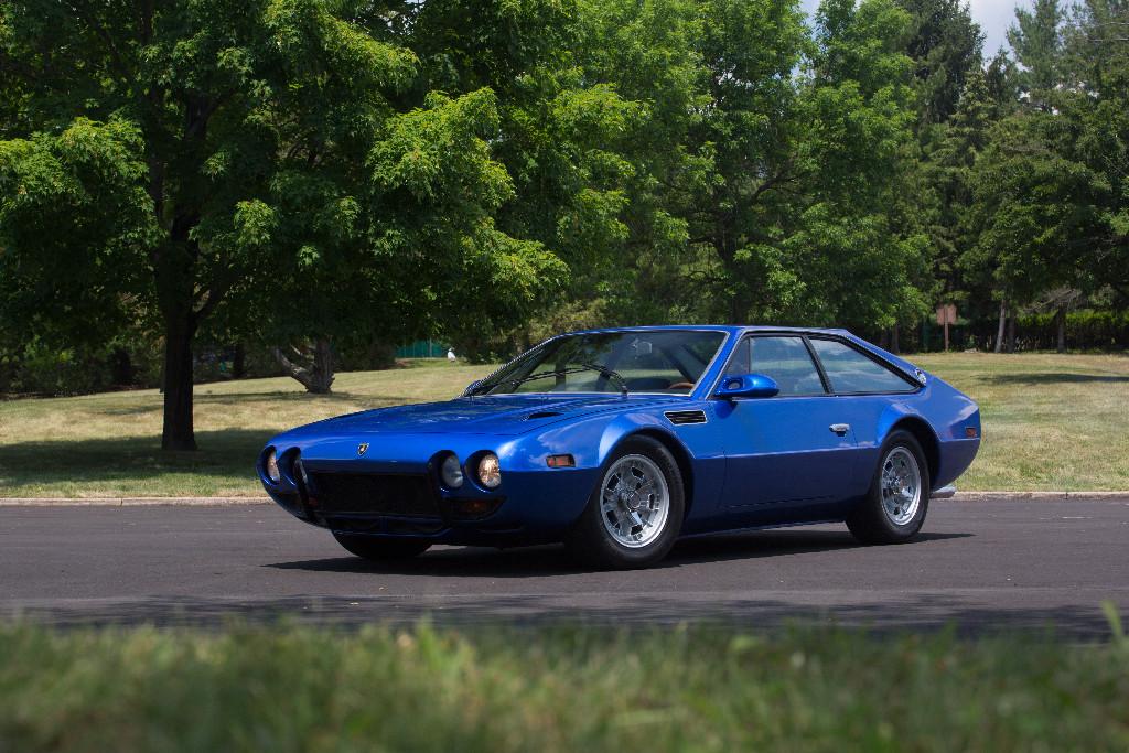 Lamborghini Jarama GT, el último Gran Turismo V12 delantero de la marca