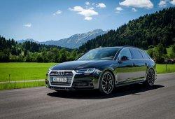 Más potencia y deportividad para el Audi A4 Avant 2016 de la mano de ABT
