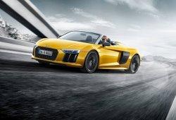 Arranca la comercialización del nuevo Audi R8 Spyder V10 de 540 CV