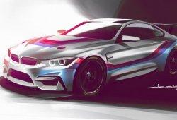 BMW M4 GT4, confirmado oficialmente: estará en los circuitos en el 2018