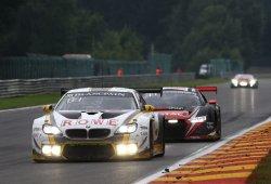 BMW también gana las 24 Horas de Spa con el M6 GT3