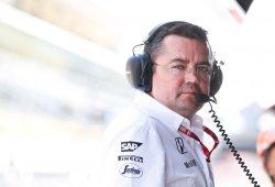 """Boullier: """"Nuestro chasis está al nivel de Ferrari"""""""
