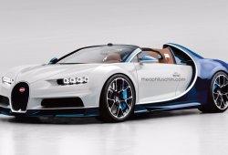 No habrá un Bugatti Chiron descapotable