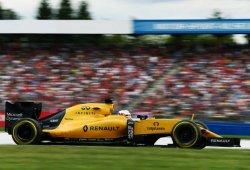 Carrera a la contra para Renault en Alemania