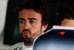 """Alonso sobre los cambios en la normativa: """"Me doy por vencido"""""""