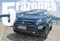 Fiat 500 Riva: 5 razones que marcan la diferencia