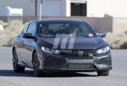 Honda Civic Si Coupe 2017, más potencia para el dos puertas norteamericano