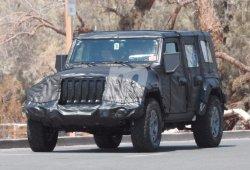 El Jeep Wrangler 2018 comienza a perder camuflaje, ¡nuevos detalles a la vista!