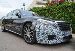 Mercedes-AMG S 63 2017: inminente 'facelift' para el Clase S AMG berlina