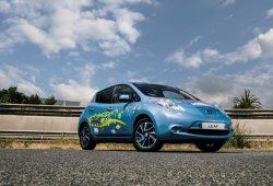 Baterías de 48 kWh para este prototipo del Nissan Leaf, creado en Barcelona