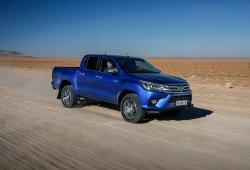Precios del Toyota Hilux 2016 en España, te detallamos toda la gama
