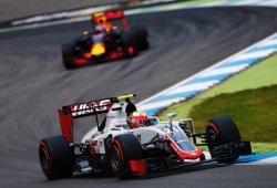 Progresión sin premio para una Haas ambiciosa