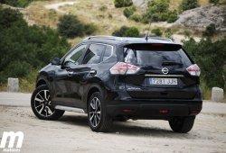 Prueba Nissan X-Trail 1.6 dCi 4x4: conducción y dinámica (II)