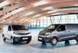Todos los precios del Toyota Proace Furgón