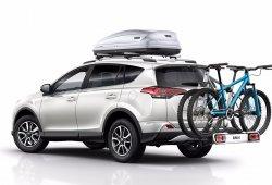 ¿Tienes un Toyota RAV4 2016? La gama estrena nuevos e interesante accesorios