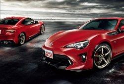 Accesorios TRD para el Toyota GT86 2017: más agresividad y personalización