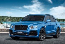Startech afina el diseño del Bentley Bentayga: estilo más deportivo para este SUV de lujo