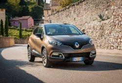 Europa - Junio 2016: El Renault Captur domina entre los SUV