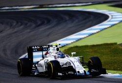 Viernes decepcionante de Williams en Hockenheim