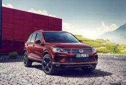 Volkswagen Touareg Executive Edition, más refinamiento en esta edición especial