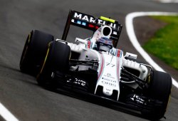 Williams, en medio de ninguna parte en Silverstone