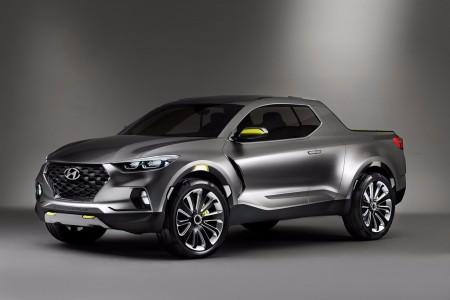 La primera pick-up de Hyundai no será una realidad hasta el año 2020