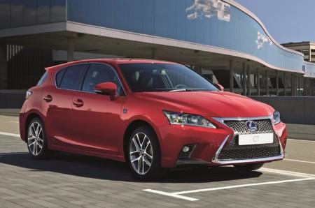 Lexus CT 200h 2017: más equipamiento y opciones de personalización
