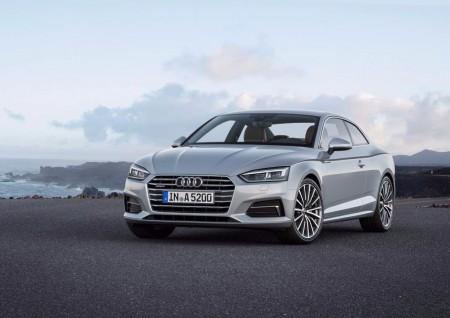 Llegan los nuevos Audi A5 y S5 2016: estos son sus precios para España