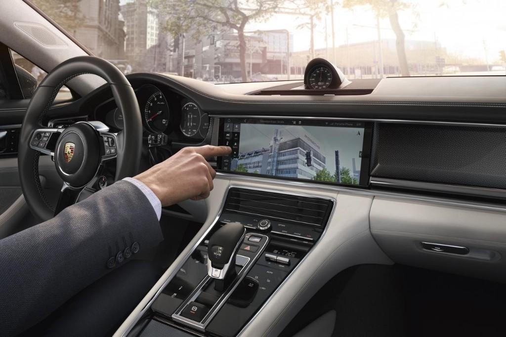 Porsche Connect: conectividad de última generación en el nuevo Panamera