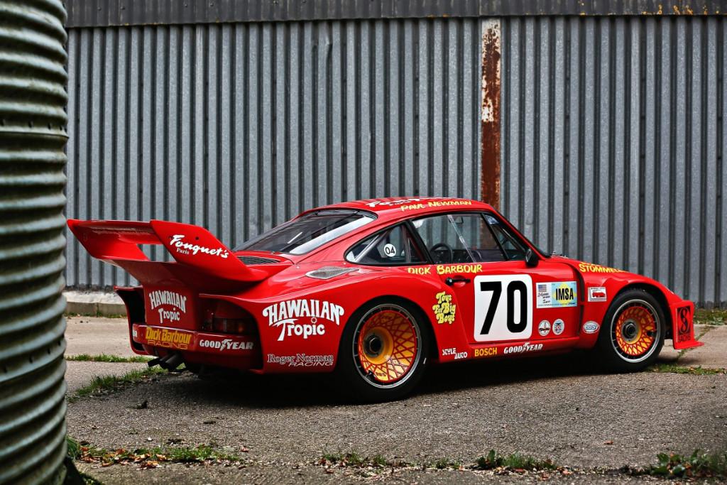 Increíble colección de Porsche históricos a la venta en Monterey