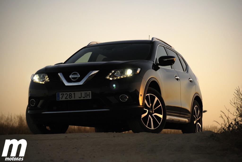 Prueba Nissan X-Trail 1.6 dCi 4x4: exterior, interior y maletero (I)