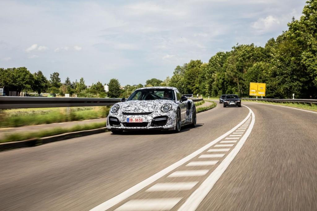 TechArt GTstreet R: un Porsche 911 Turbo S al límite que llegará muy pronto
