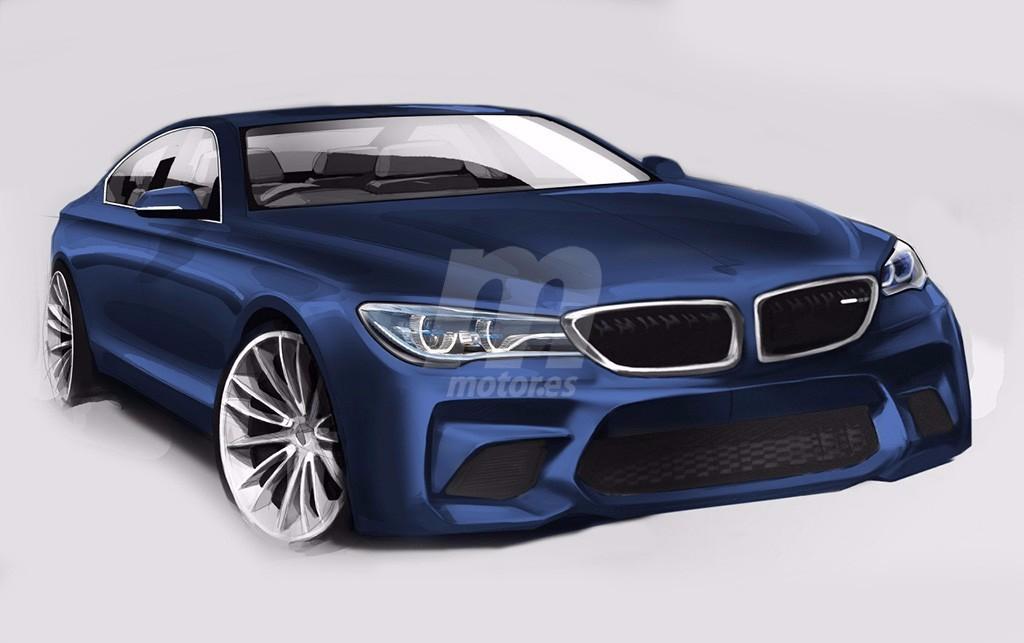 BMW M5 2017: te desvelamos nuevos detalles gracias a estas fotos espía