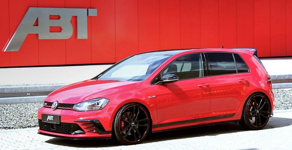 ABT radicaliza aún más al Volkswagen Golf GTI Clubsport, con 340 CV