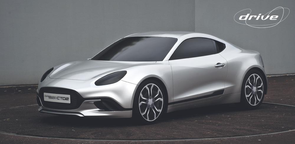 Desvelado el diseño del Caterham C120, el gemelo británico del nuevo Alpine