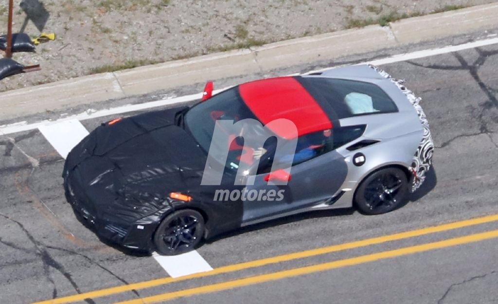 Descubierto el Chevrolet Corvette C7 ZR-1 2018, una bestia con 700 CV bajo su capó