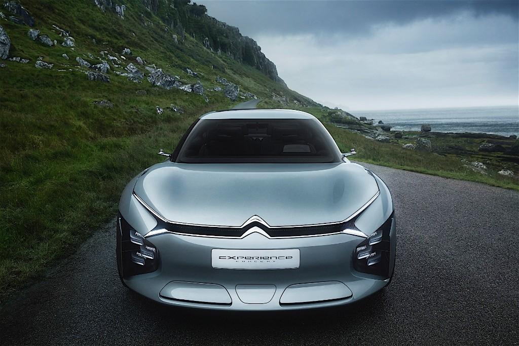 Citroën CXperience Concept, un prototipo con tecnología de futuro