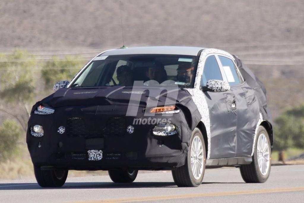 El nuevo SUV compacto de Kia cazado: descubre al rival del Mazda CX-3