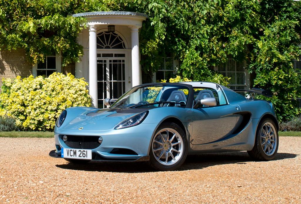 Lotus Elise 250 Special Edition: una edición limitada a 50 unidades