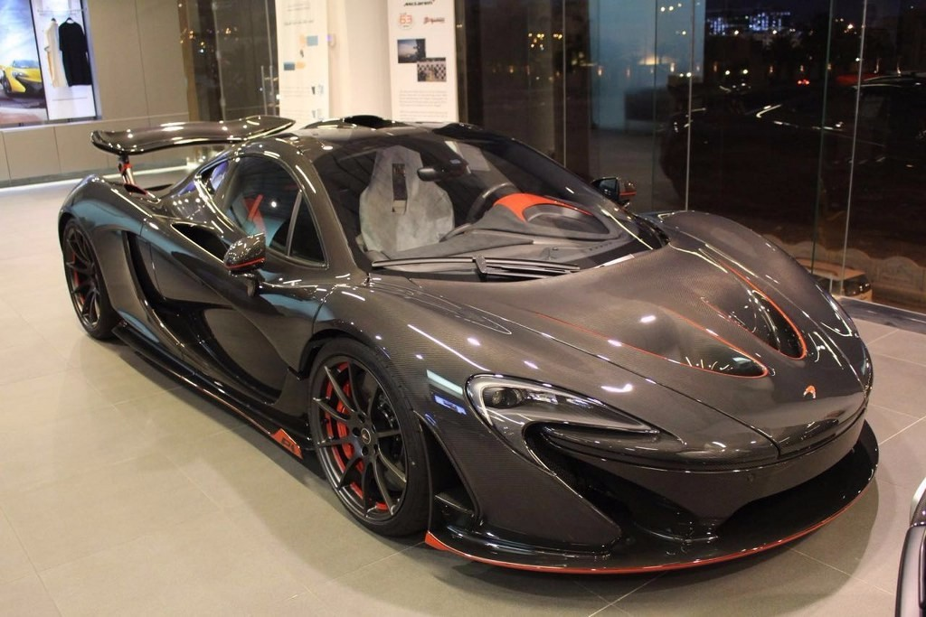 McLaren P1 Carbon Series, más exclusividad a base de fibra de carbono