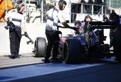 "Alonso: ""Tras 200 metros, me han dicho que pare"""
