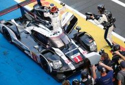 Audi y Porsche mantienen su guión de dos LMP1 por marca
