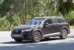 El Bentley Bentayga Diesel inicia sus pruebas oculto bajo un Audi