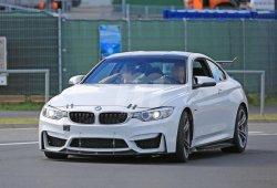 El BMW M4 más extremo, en Nürburgring: ¿será éste el futuro M4 GT4 2018?