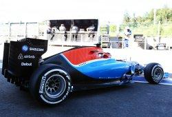 Buen debut de Esteban Ocon con Manor