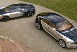Bugatti Galibier, la idea del sedán de superlujo se confirma de nuevo