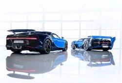 Pregunta del día: ¿Pagarías millones por dos prototipos de Bugatti únicos?