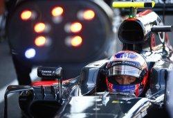 """Button: """"La vuelta fue tan buena como la de mi pole de 2012"""""""
