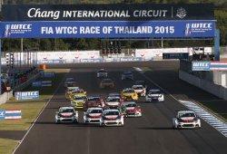 Cancelada la prueba del WTCC en Tailandia