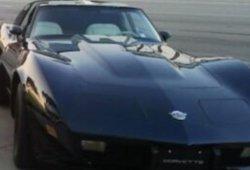 Un Corvette robado es recuperado pocas horas después gracias a los medios